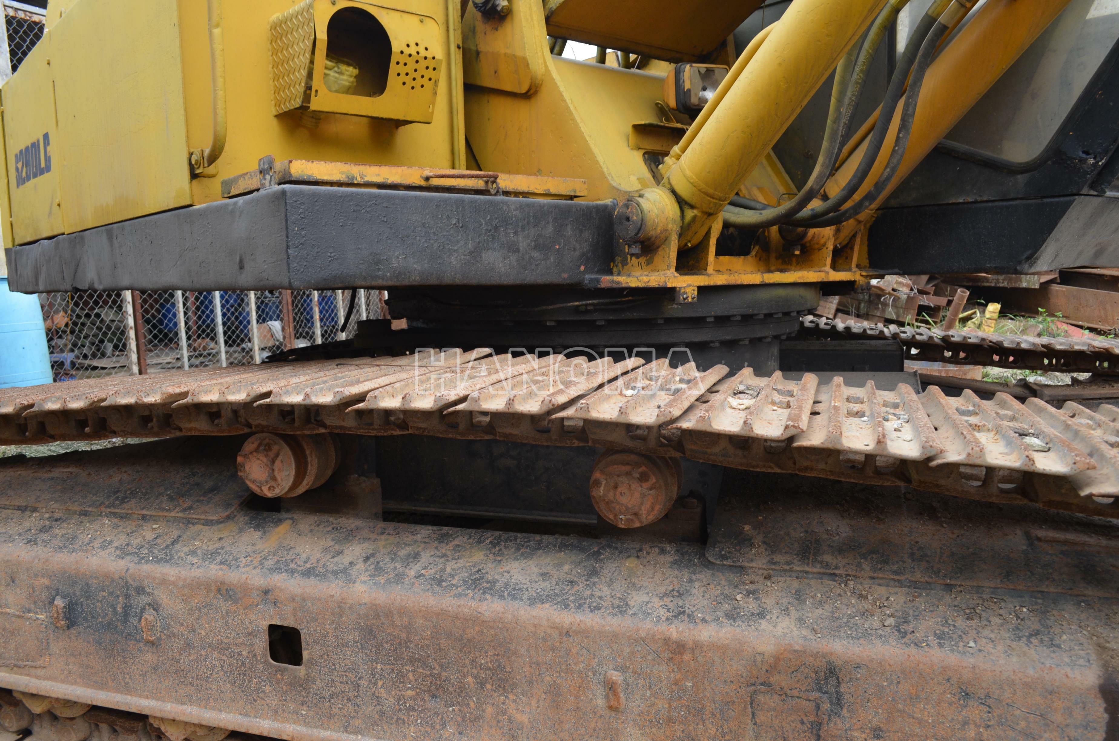 Bán máy xúc đào SUMITOMO S280LC