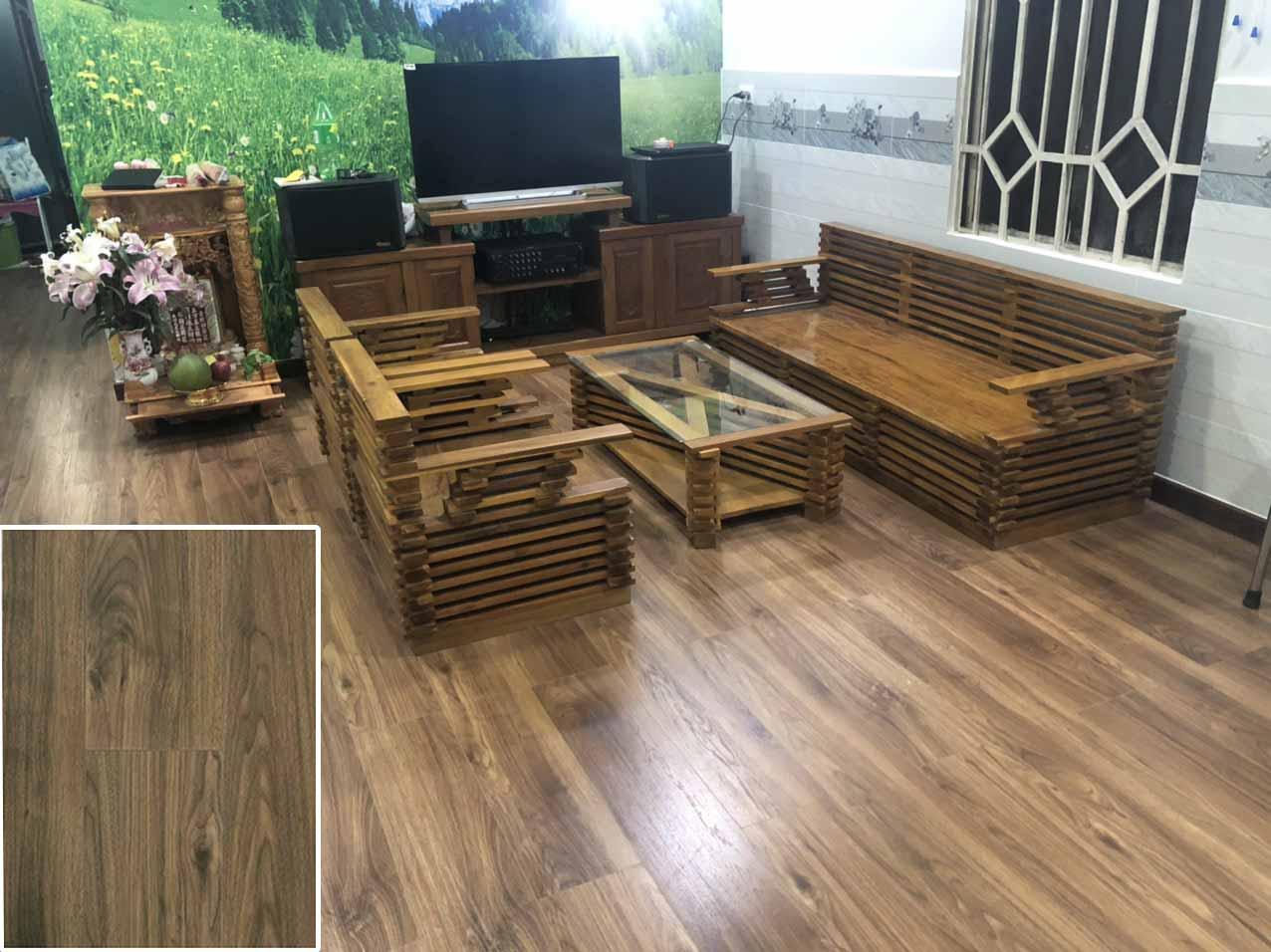 Sàn gỗ siêu chịu nước F12-63